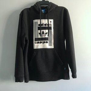 Adidas graphic Pullover hoodie L
